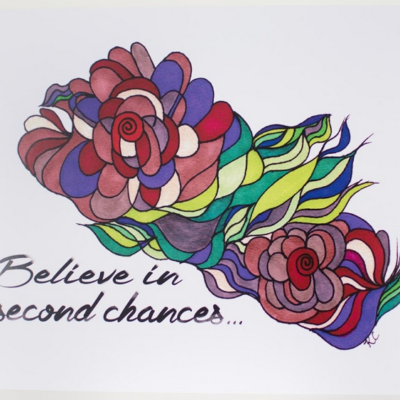 Believe in Second Chances